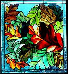 Stained Glass Windows  CustomMade by Rodger Derden