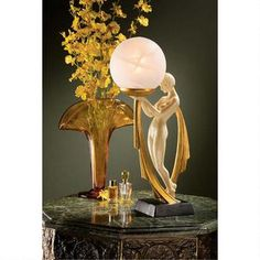 The Desiree Art Deco Lighted Sculpture Was: $79.95           Now: $74.95