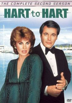 Boxed sets of each of the five seasons of the abc tv series hart to hart are. Hart to hart series episodes. The complete second season by robert wagner Movies And Series, Movies And Tv Shows, Tv Retro, Mejores Series Tv, Stephanie Powers, 80 Tv Shows, Second Season, Season 4, Vintage Movies