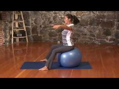 Kerrits Pilates for Equestrians part 1--5-part YouTube series