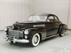 Cadillac Series 62 Coupe 1941