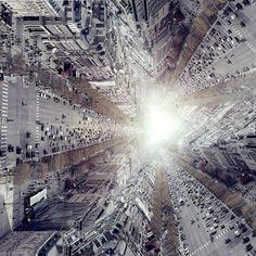 Kaleidoscope City by Kawahara Kazuhiko // Vortography