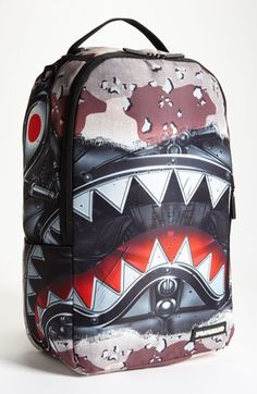 Sprayground 'Sharkinator' Backpack (Boys) available at #Nordstrom