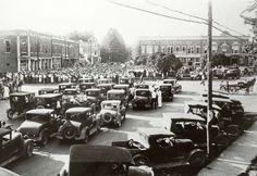 1920 Shopping Event at the Square, Loogootee, IN