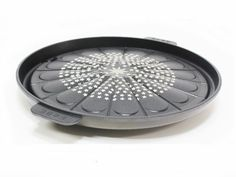 Korean Diamond Wellbeing Barbecue BBQ Grill Plate Pan, Camping Indoor Outdoor #KA