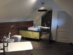 Teenager's bathroom designed by #ARCHIDEKOR