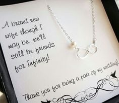 Cute idea for bridesmaids