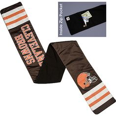Littlearth Cleveland Browns Jersey Scarf
