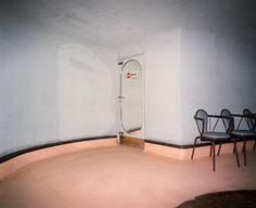 Armin Linke, Carlo Mollino, Le Roy Dancing,Torino , 2006, photo printing on aluminum with wood frame, 50x80 cm, Courtesy: Galleria ...