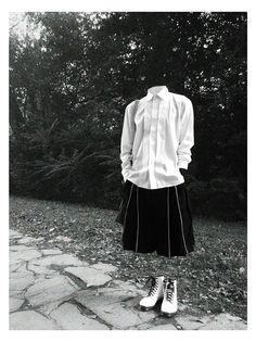Uni Form  UNIVRS Shorts by Stefano Lo Muzio Fall/Winter 2013-14