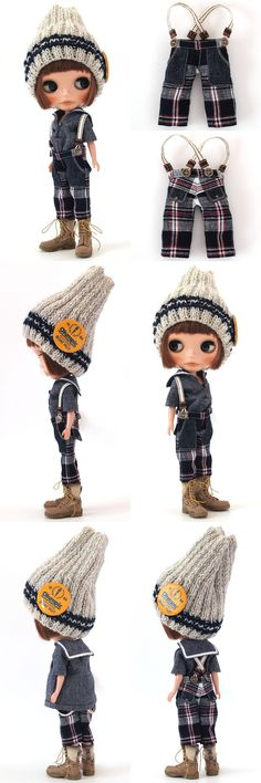 ** Blythe outfit ** Lucalily 387** : mahounote.
