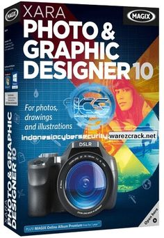 Xara Photo & Graphic Designer 10 Serial Number + Crack Full. This award-winning photo editing and graphic design software is best for all users to edit pics