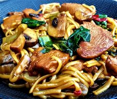 One Pot Meals, No Cook Meals, Healthy Drinks, Healthy Recipes, Good Food, Yummy Food, Asian Recipes, Ethnic Recipes, Evening Meals