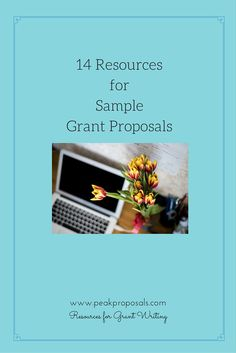 Grant Proposal Checklist  Grant Things    Grant