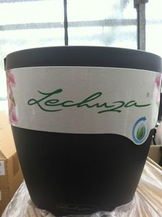Lechuza Classico 35 Color Schiefergrau Komplettset 1. Wahl, super günstig online bestellen bei 2-flowerpower. #2-flowerpower #Lechuza