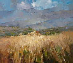 Tuscan hills - Alexi Zaitsev - Sale of paintings and other art works