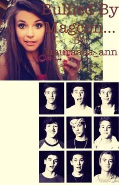 "You should read ""Bullied by Magcon..."" on #Wattpad. #Fanfiction"