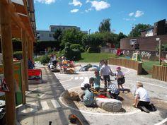 Green Dragon primary School - The Playgarden Company