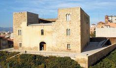 Castell de Cornellà. Cornellà de Llobregat