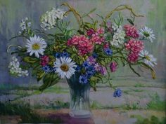 "Gallery.ru / Букет ""Флоксы & Co."" - Букет ""Флоксы & Co."" - oltatjana"