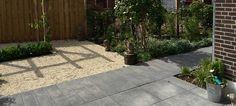Afbeeldingsresultaat voor kleine tuin met schellevis