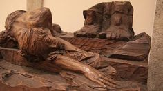 František Bílek: Podobenství o velkém západu Čechů (dřevořezba, 1898) Rodin, Art Nouveau, Wooden Sculptures, Lion Sculpture, Villa, Museum, Fine Art, Statue, Petra