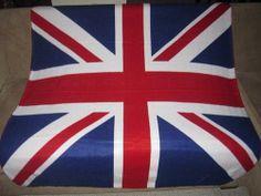 New Great Britain Union Jack Flag Soft Fleece Git Blanket British United Kingdom Selling out fast!