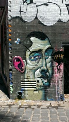 South Melbourne Graffiti...my hood !