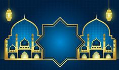 Ramadan kareem or eid mubarak background Premium Vector Black Texture Background, Kids Background, Background Design Vector, Geometric Background, Background Banner, Poster Ramadhan, Eid Mubarak Background, Ramadan Background, Wallpaper Ramadhan