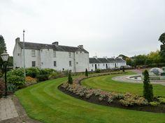David Livingstone's birthplace. Blantyre, Scotland.