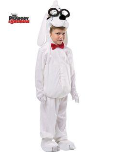 DreamWorks Mr. Peabody Child Costume