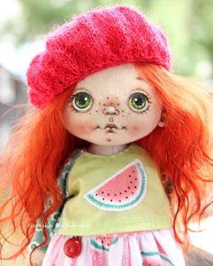 Лето, где то... Лето, где ты? #куклысахаровойнатальи