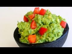 How To Make Guacamole | Clean+Delicious