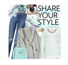 """""""My Weekend Style"""" by bamaannie ❤ liked on Polyvore featuring moda, Michael Stars, Paige Denim, Toast, T By Alexander Wang, NIKE, CHARLES & KEITH, J.Crew, instagram e contestentry"""