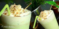 Recette du milk-shake vanille, pistache