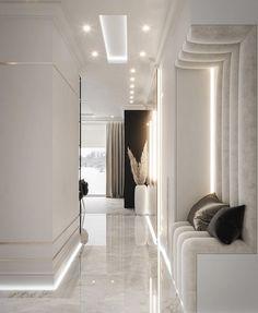 Luxury Bedroom Design, Luxury Rooms, Home Room Design, Dream Home Design, Luxurious Bedrooms, Modern House Design, Modern Interior Design, Luxury Interior, Dream House Interior