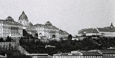 Budapest, Buda Castle, Hungary, The Past, Louvre, Retro, Building, Travel, Viajes