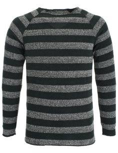 FLATSEVEN Mens Slim Fit Long Sleeve Striped Crew Shirt (T105) Green, M FLATSEVEN http://www.amazon.com/dp/B00IIL336Q/ref=cm_sw_r_pi_dp_eTolub12RECX4