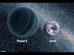 NASA knows that Planet X / Nibiru has already entered our solar system - Planet X News | Planet X News