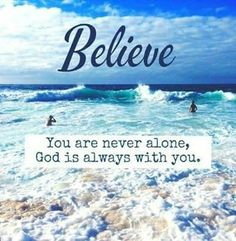 Believe. Amen...Mildred Williams
