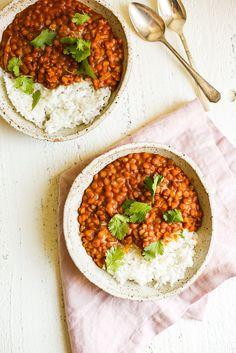 Lentil Recipes, Vegetarian Recipes, Healthy Recipes, Vegetarian Kids, Kid Recipes, Vegetarian Dinners, Healthy Foods, Free Recipes, Chicken Recipes