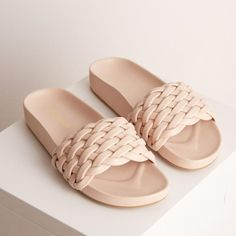 ISO the odells all season slides in Biscotti sz 9 Received sz 8 as a gift and love them so much but sadly they are a touch to small. Willing to part with your sz the odells Shoes Sandals Leather Mules, Leather Sandals, Women's Shoes Sandals, Heels, Maxi Wrap Dress, Fashion Plates, Shoe Sale, Soft Leather, Designer
