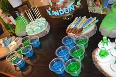The Good Dinosaur Birthday Party Ideas 3rd Birthday Party For Boy, Dinosaur Birthday Party, Birthday Party Decorations, Birthday Ideas, The Good Dinosaur, Jurassic World, Party Ideas, Dinosaurs, Bear