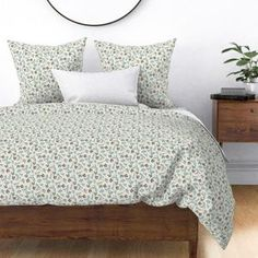 My Darling Clem on Wyandotte by houseofviolette Pillow Shams, Pillows, Bedding Sets, Comforter, King Duvet, Queen Duvet, Terrazzo, Home Design, Backdrops