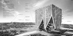 Winners of the eVolo 2014 Skyscraper Competition