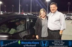 Congratulations to Felix Salas on your #Honda #Civic Sedan purchase from Stacee Space at Honda Cars of Rockwall! #NewCar