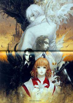 Aria of Sorrow