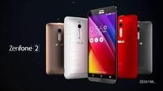 Smartphones ASUS ZenFone 2