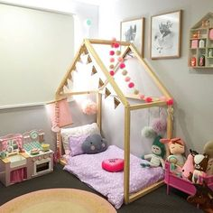 New Baby Room Decoration Ideas Baby Bedroom, Baby Room Decor, Girls Bedroom, Bedroom Decor, Big Girl Bedrooms, Little Girl Rooms, Cheap Bed Sheets, Bed Linen Design, Baby Room Design