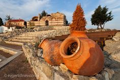 The Old Town of Nessebar